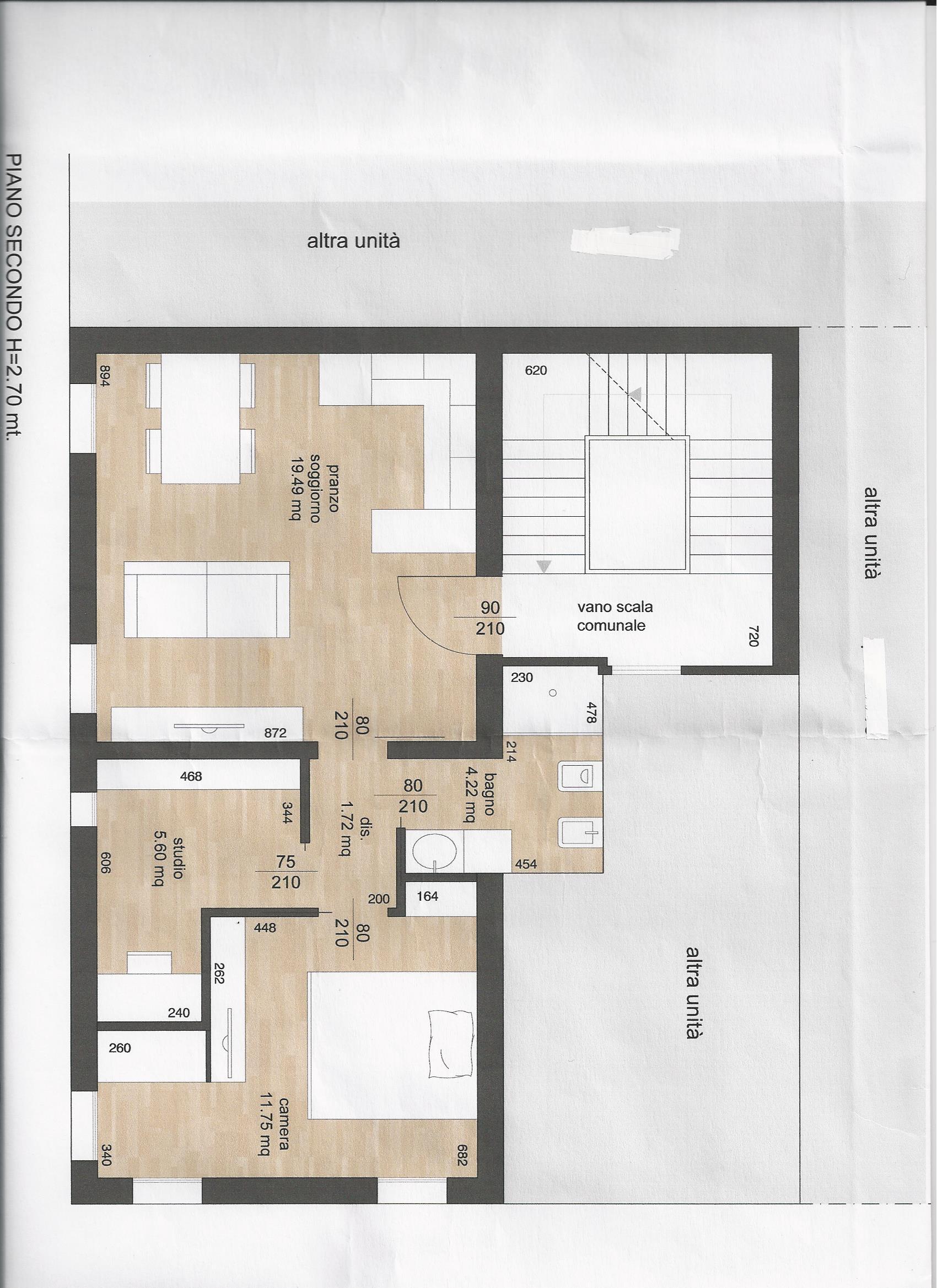 Appartamento a Chioggia di nuova ristrutturazione dotato di ascensore